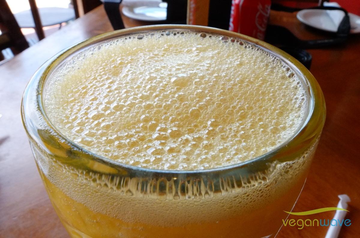 Orangensaft Kalk Bay Café