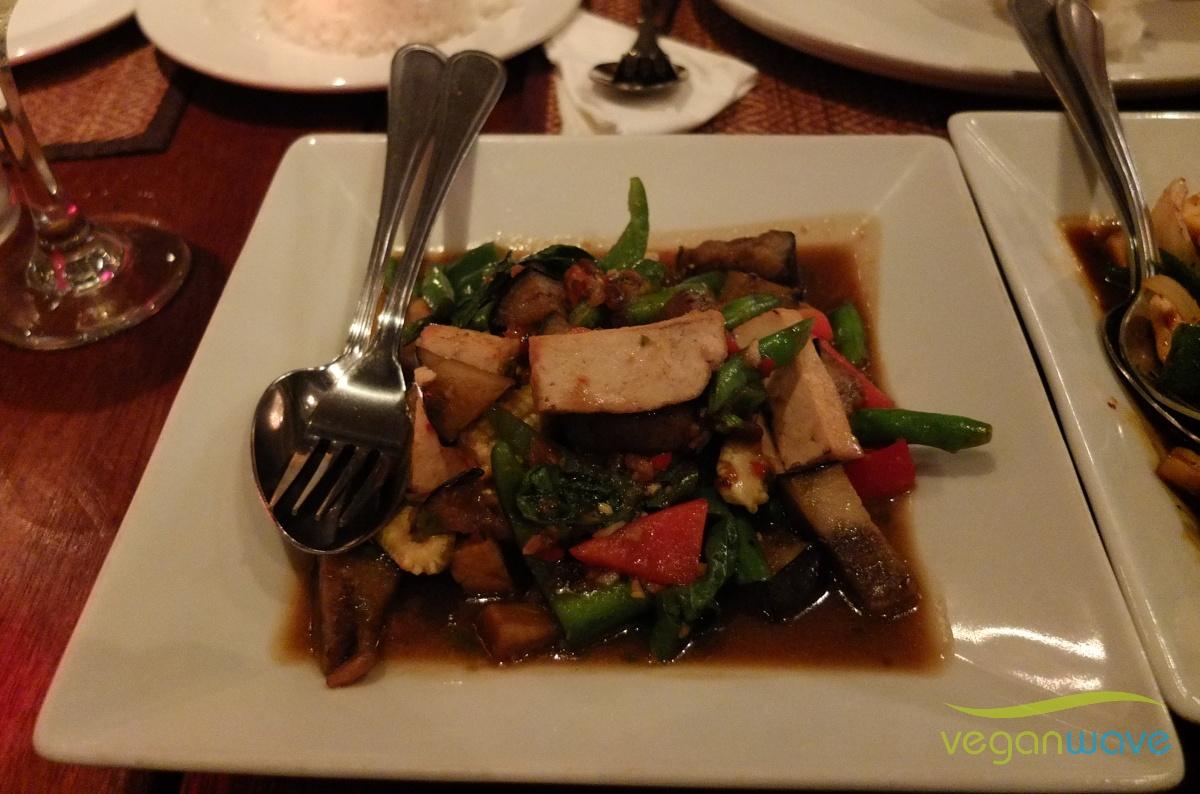 Whang Tai Brinjal Tofu