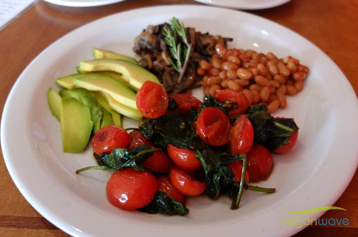 Frühstück Kalk Bay Café
