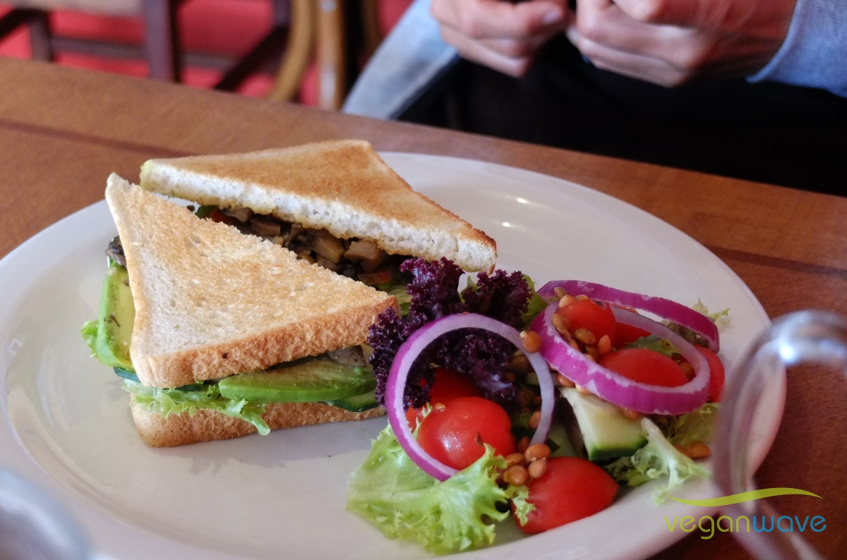 Sandwich Kalk Bay Café