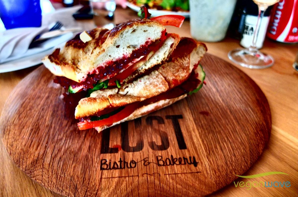 Sandwich Vrede en Lust
