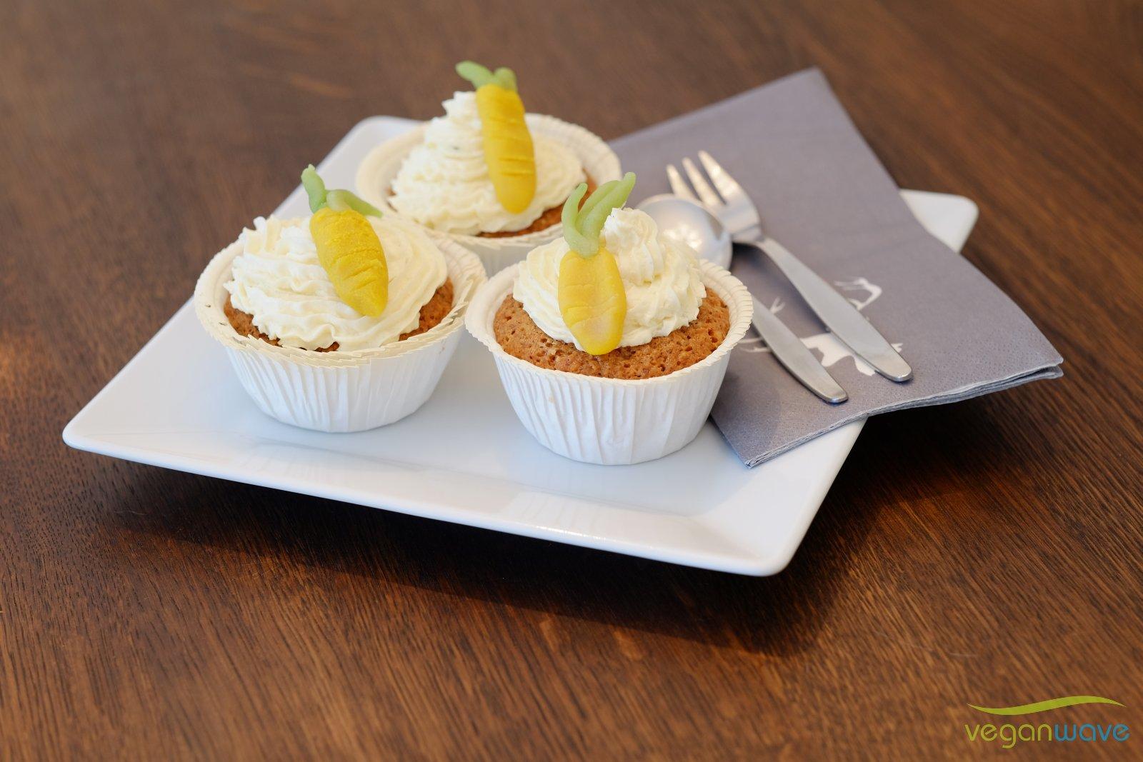 Muffins schmecken bestens noch am nächsten oder auch übernächsten Tag