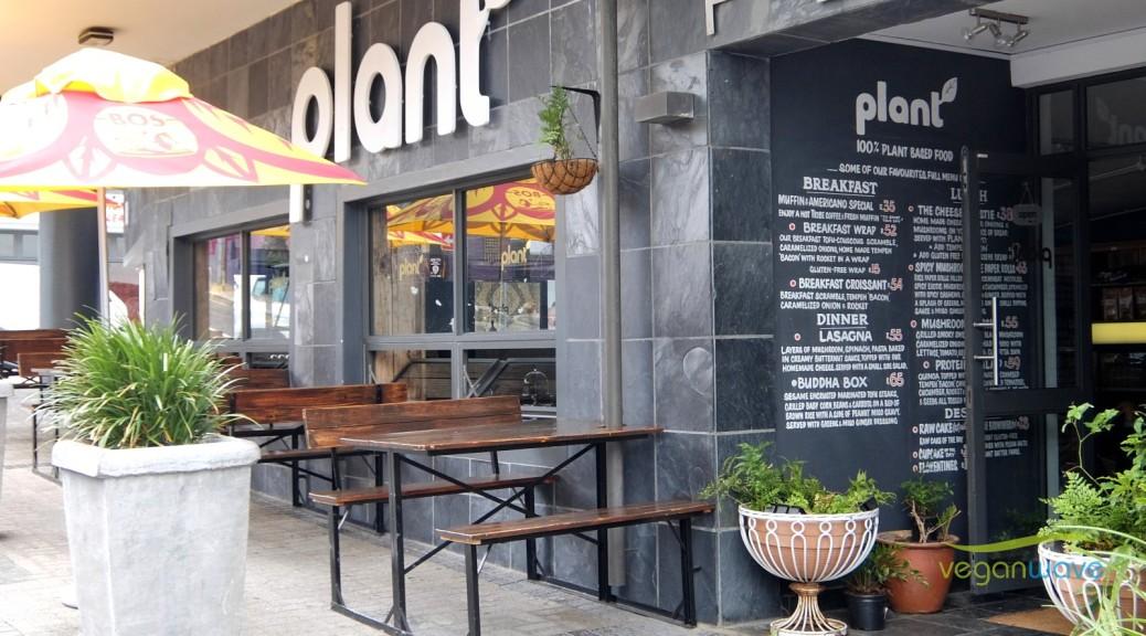 Plant - veganes Restaurant in Kapstadt