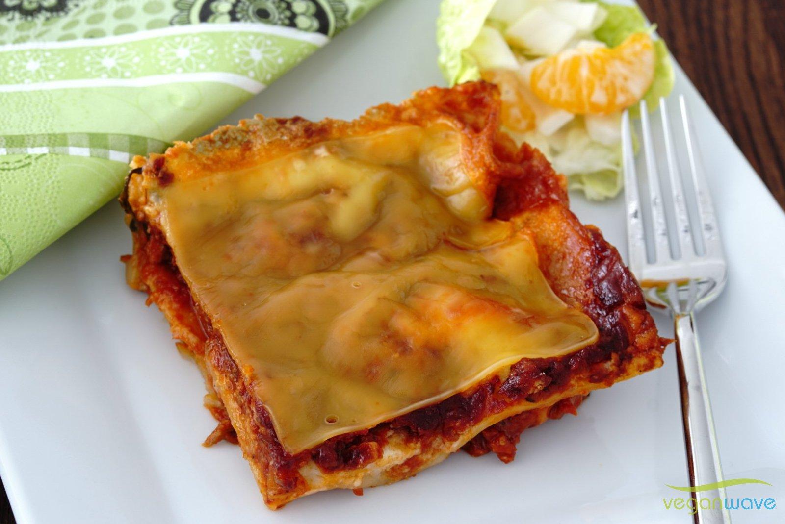 Vegane Lasagne