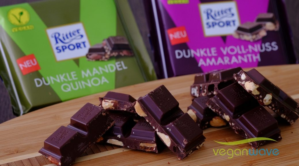 Ritter Sport vegane Schokolade