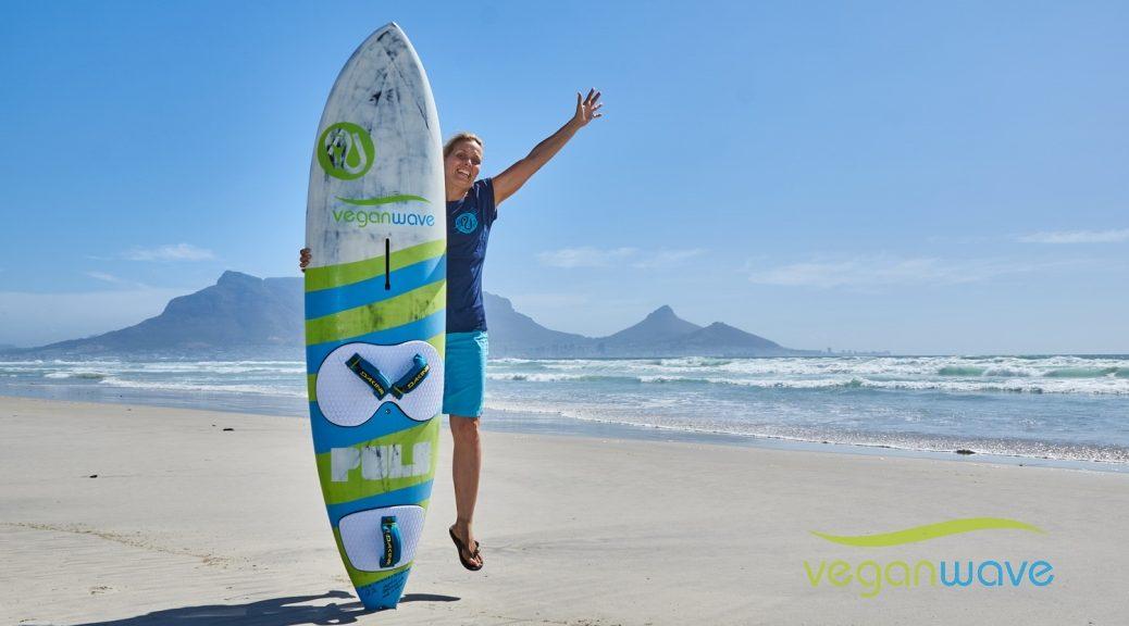 veganwave windsurfing