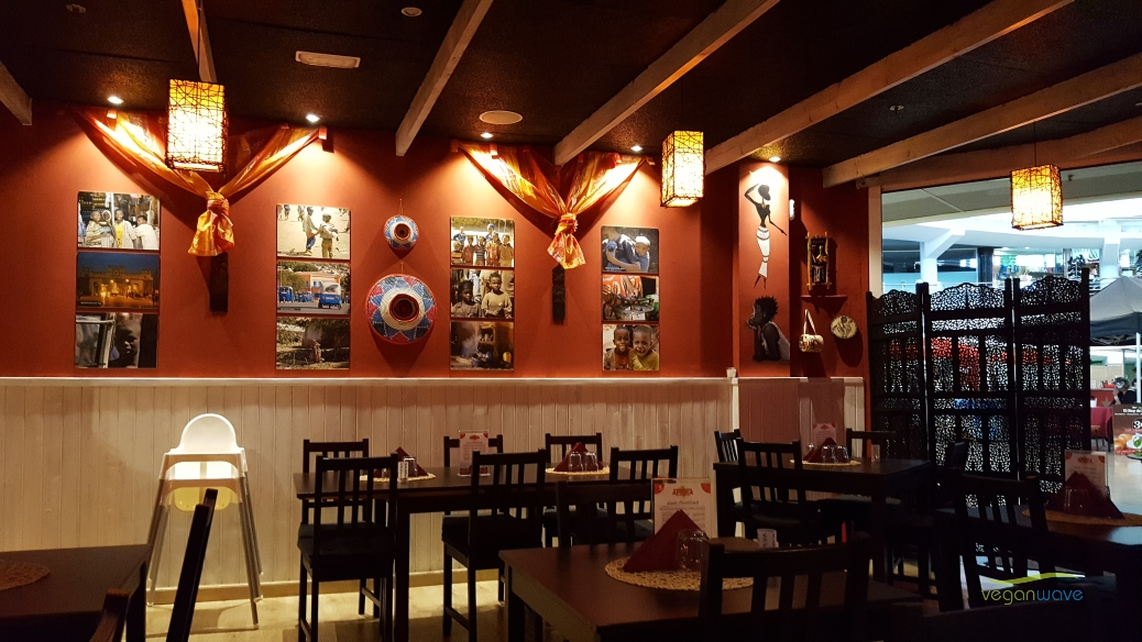 Restaurante Etiopico Afrika