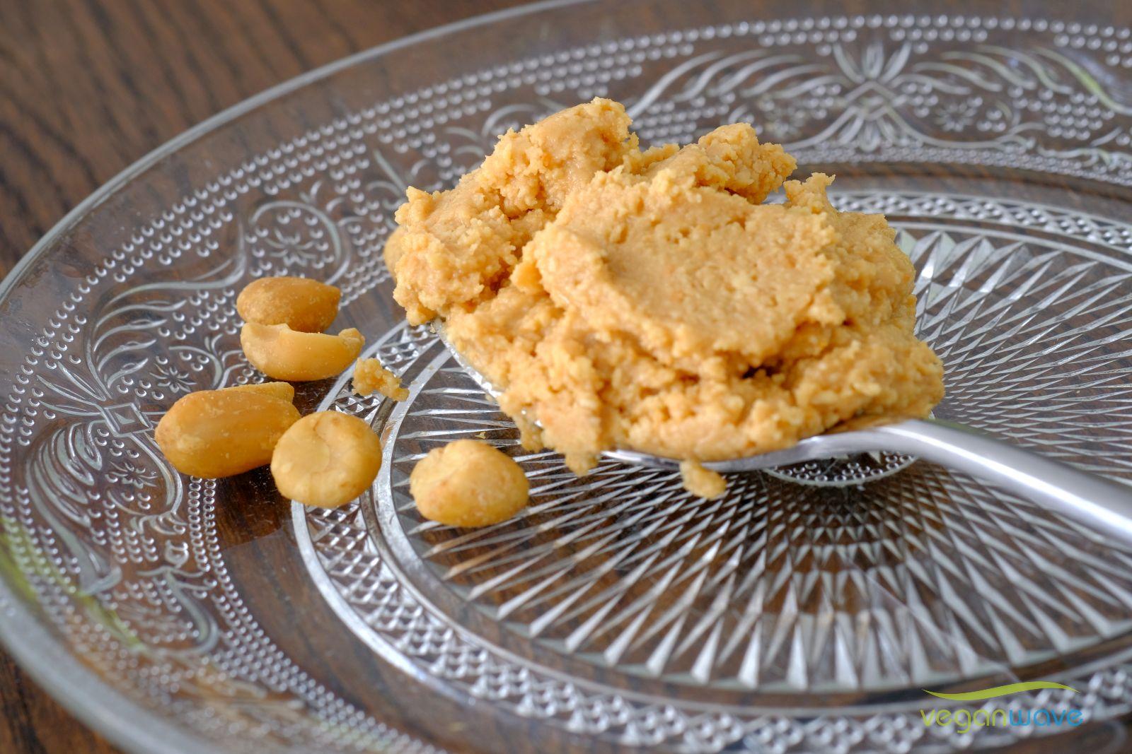 Veganer Eintopf mit Erdnuss